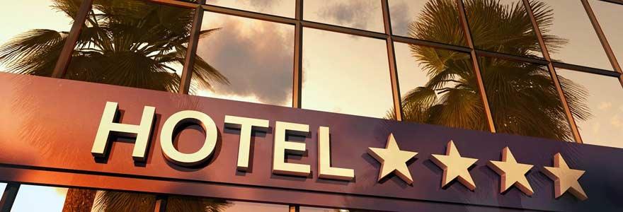 secteur hôtelier à Paris