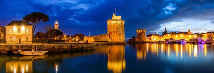 Location de vacances à La Rochelle